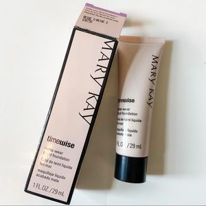 Mary Kay TimeWise Matte Foundation Beige 2